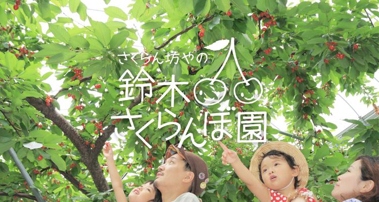 さくらんぼうやの鈴木さくらんぼ園